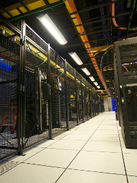 Data center operations in Phoenix, Arizona, Dallas, Texas and Iceland.