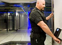 We exceed most high security requirements & regulations for physical data access security