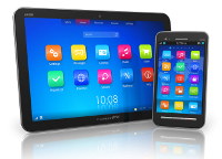 We build either Native apps or HTML5 web apps for your mobile devices